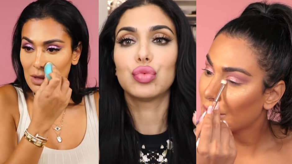 How to build a massive social media following, according to beauty influencer Huda Kattan
