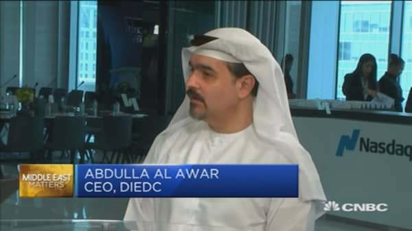 DIEDC CEO discusses growth of Islamic economy in Dubai