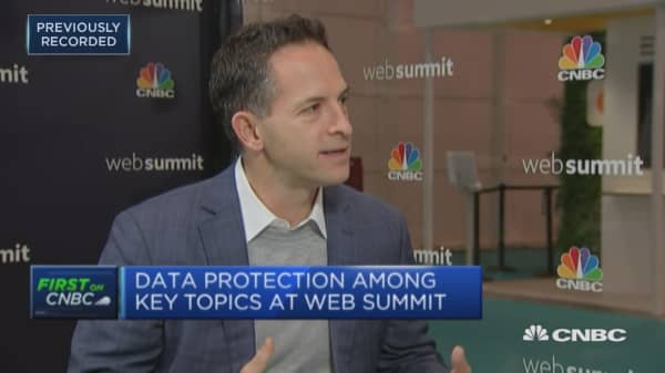 Tech firms need to build trust with consumers, says SurveyMonkey CEO