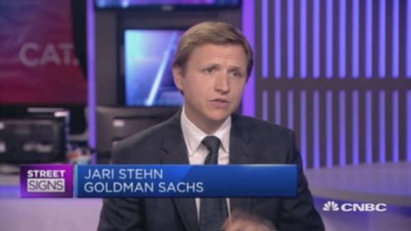 Italy-EU tensions are quite elevated, Goldman economist says