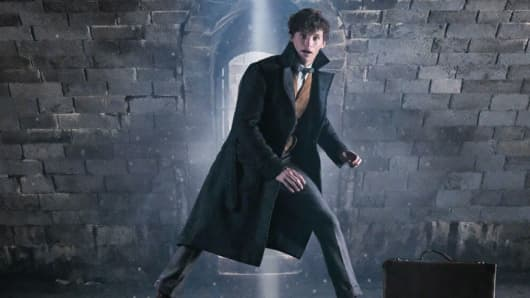"A still from ""The Crimes of Grindelwald"""