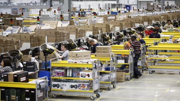 Amazon is in a great position for long haul, not short term, says Jefferies analyst