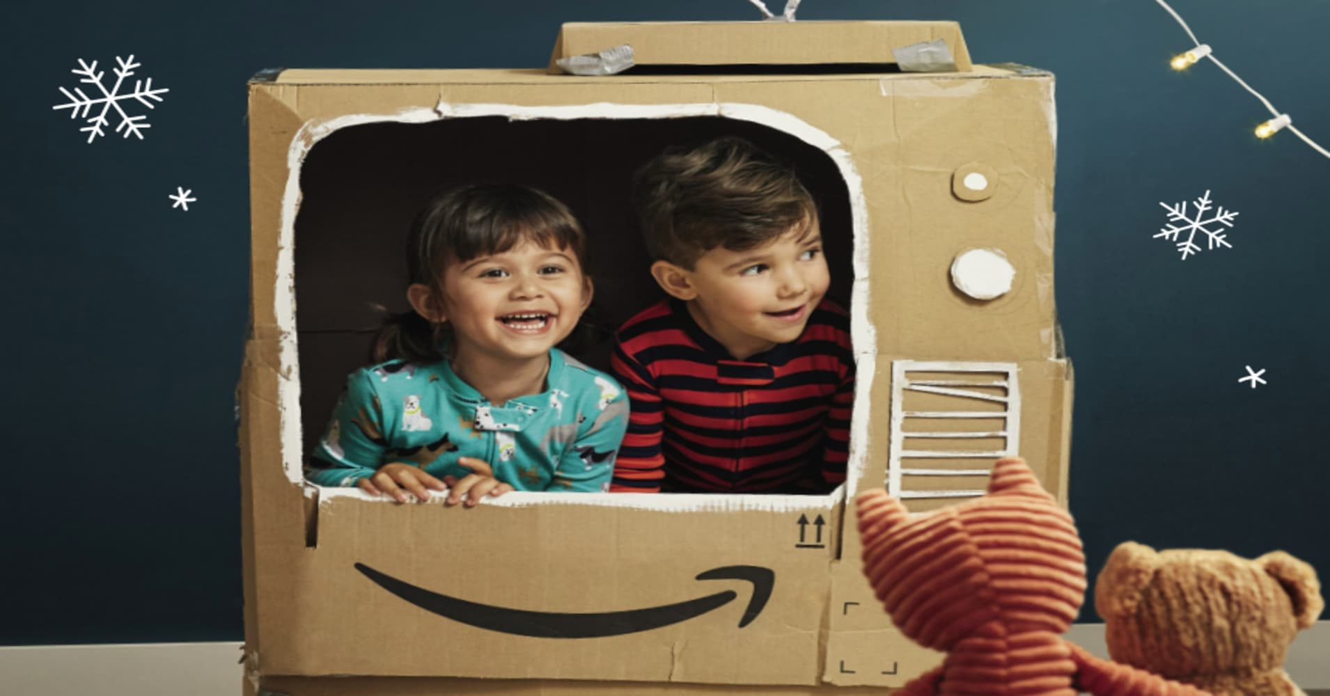 Amazon is mailing a printed holiday toy catalog to millions of customers