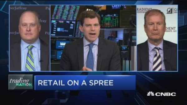 Trading Nation: Retail on a spree