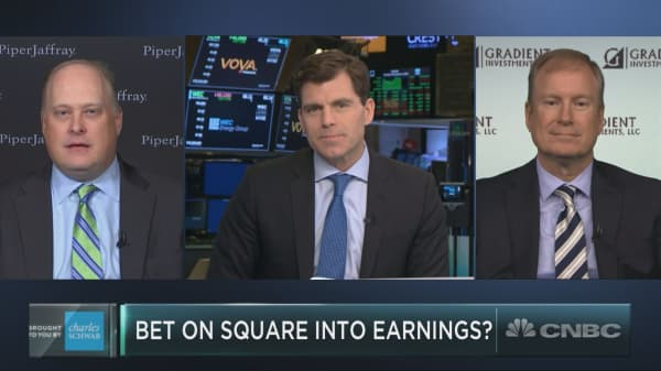 Square's gone from one extreme to another, and that's bullish, top technical analyst says
