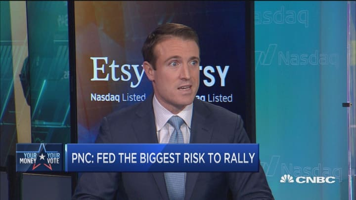 Top PNC strategist says markets could see big shake up on midterms