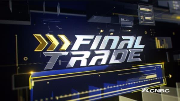 Final Trades: INTC, URI & more