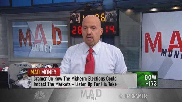 Jim Cramer on midterm's outcome and what it could mean for the market