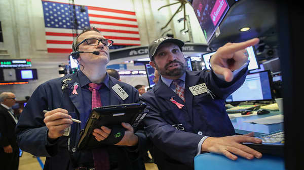 Dow sees triple-digit rally after midterm results