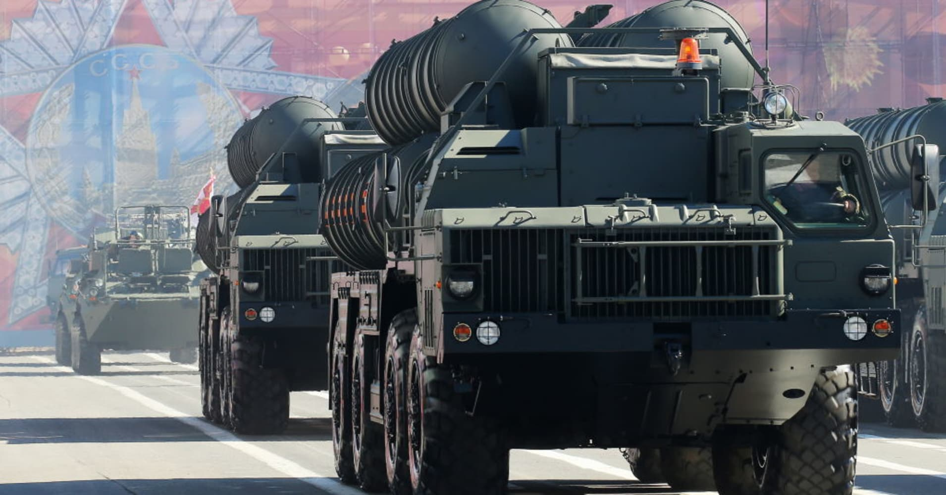 Countries interested in buying Russian missile system despite US sanction threats