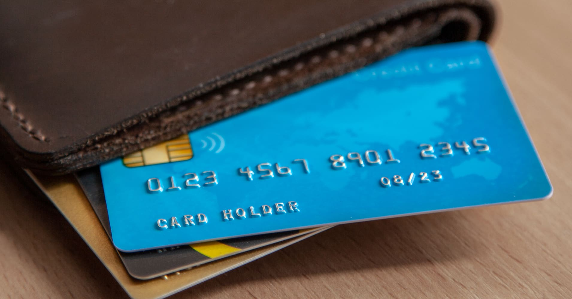 Here's why we will never run out of 16-digit credit and ...