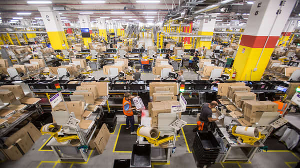 Amazon feels the heat in niche markets