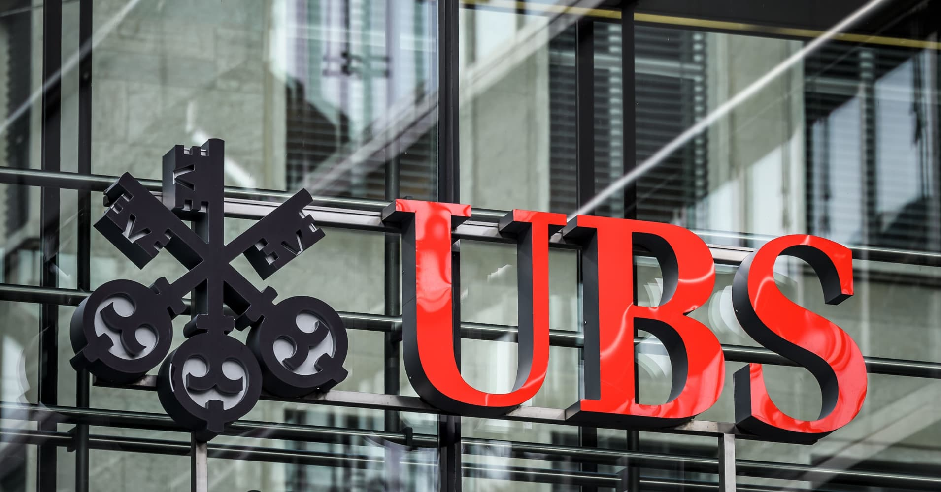 UBS expects to be sued by US Justice Department over crisis-era mortgage securities