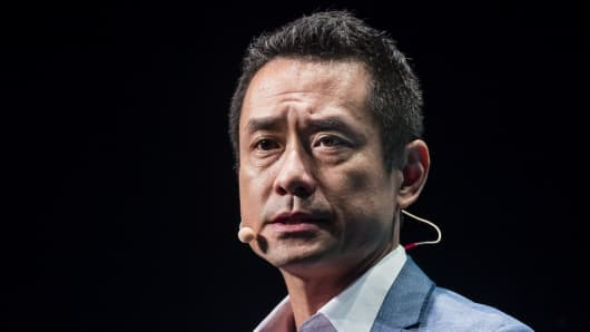 Ericson Chan, chief executive officer of Ping An Technology.