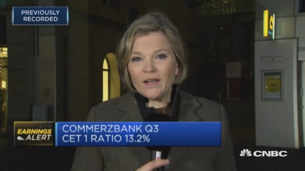 Commerzbank has a problem with strategy and profitability
