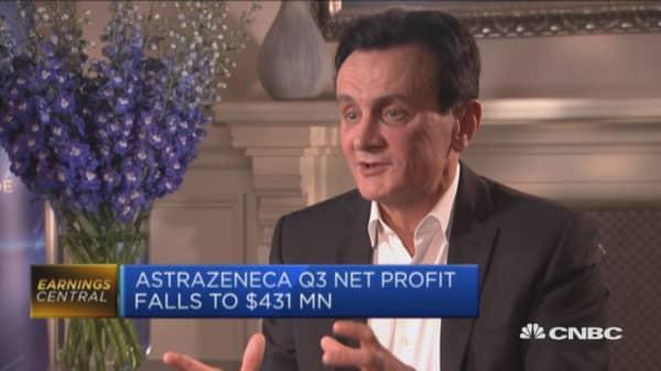 US government needs to make drug pricing more transparent: AstraZeneca CEO