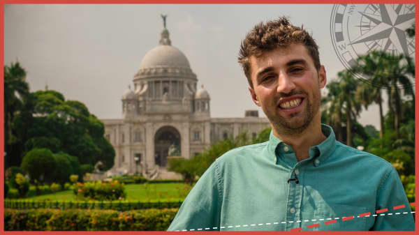 Journey Through India: Kolkata