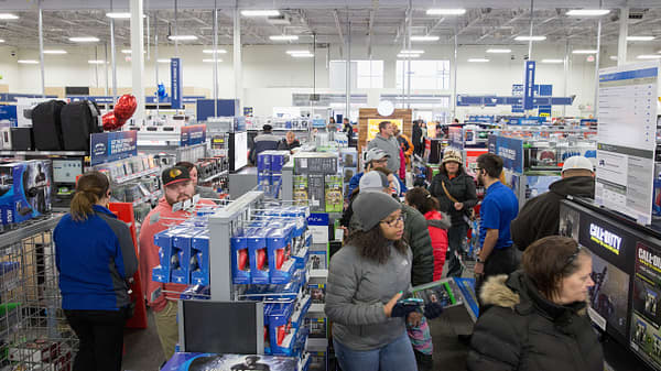 Walmart, Best Buy announce Black Friday plans