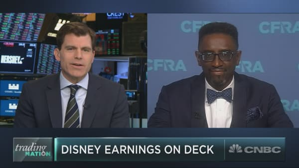 Here's what to watch for when Disney reports earnings after the bell