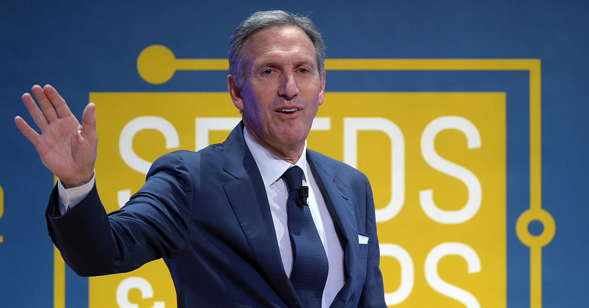 Former Starbucks CEO Howard Schultz said to mull independent 2020 bid