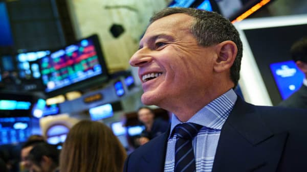 Disney CEO Bob Iger on earnings: ESPN had its best quarter in quite a while