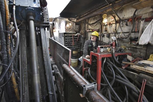 Drill operator, Mining Exploration, Quebec, Canada