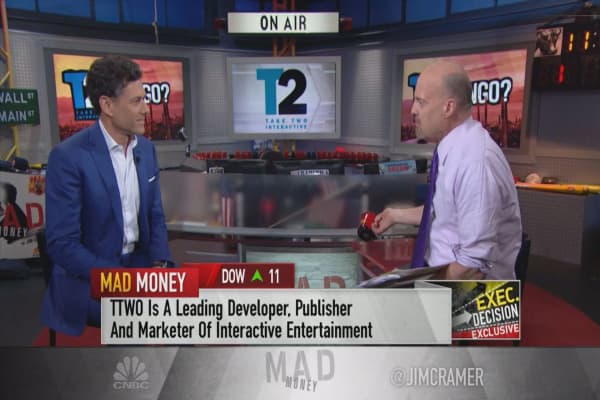 Take-Two CEO on 'Red Dead Redemption 2' sales