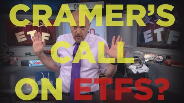 Cramer Remix: Why ETFs can be dangerous for stocks and investors