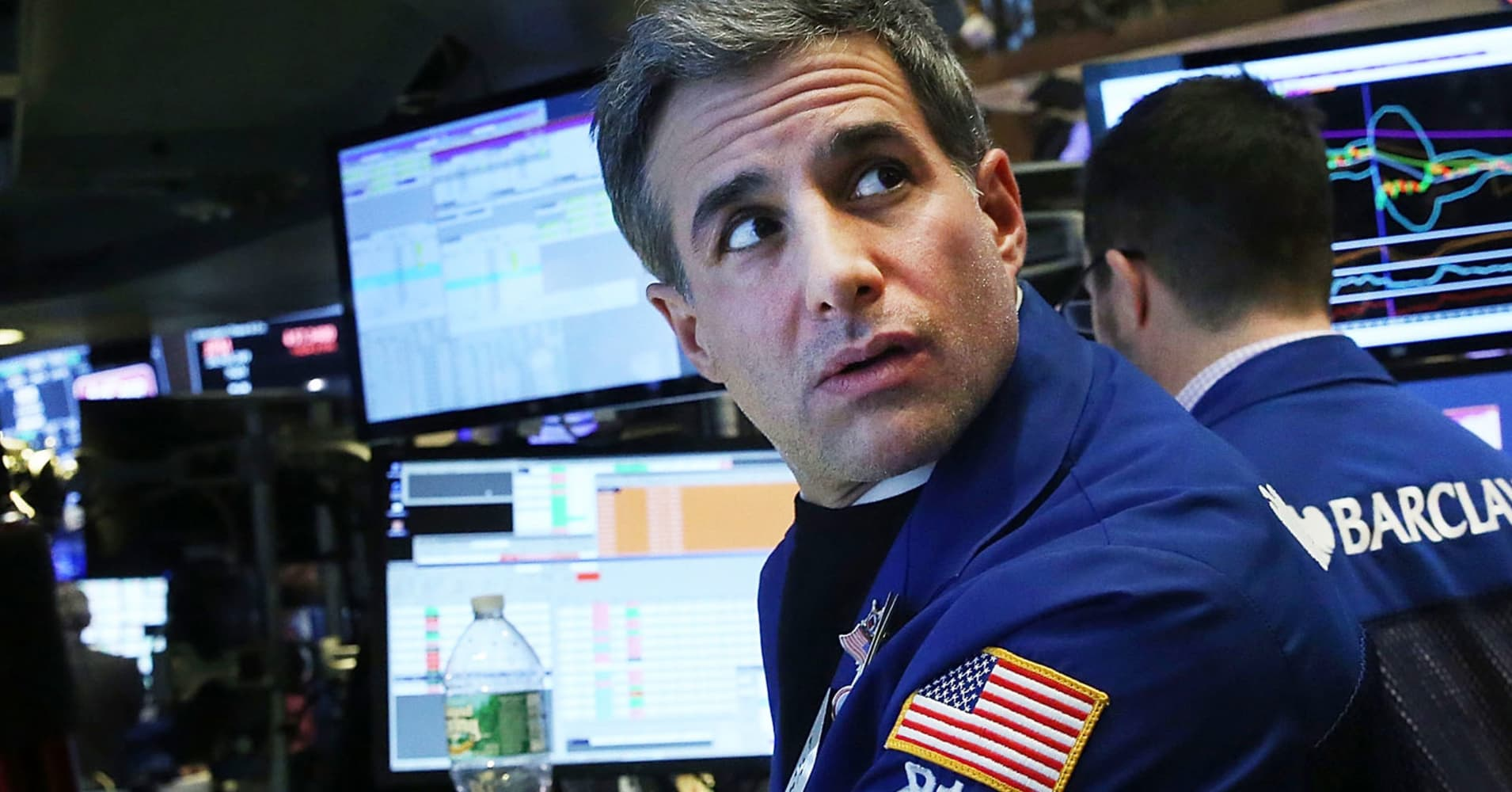 US stocks post worst year in a decade as the S&P 500 falls more than 6% in 2018