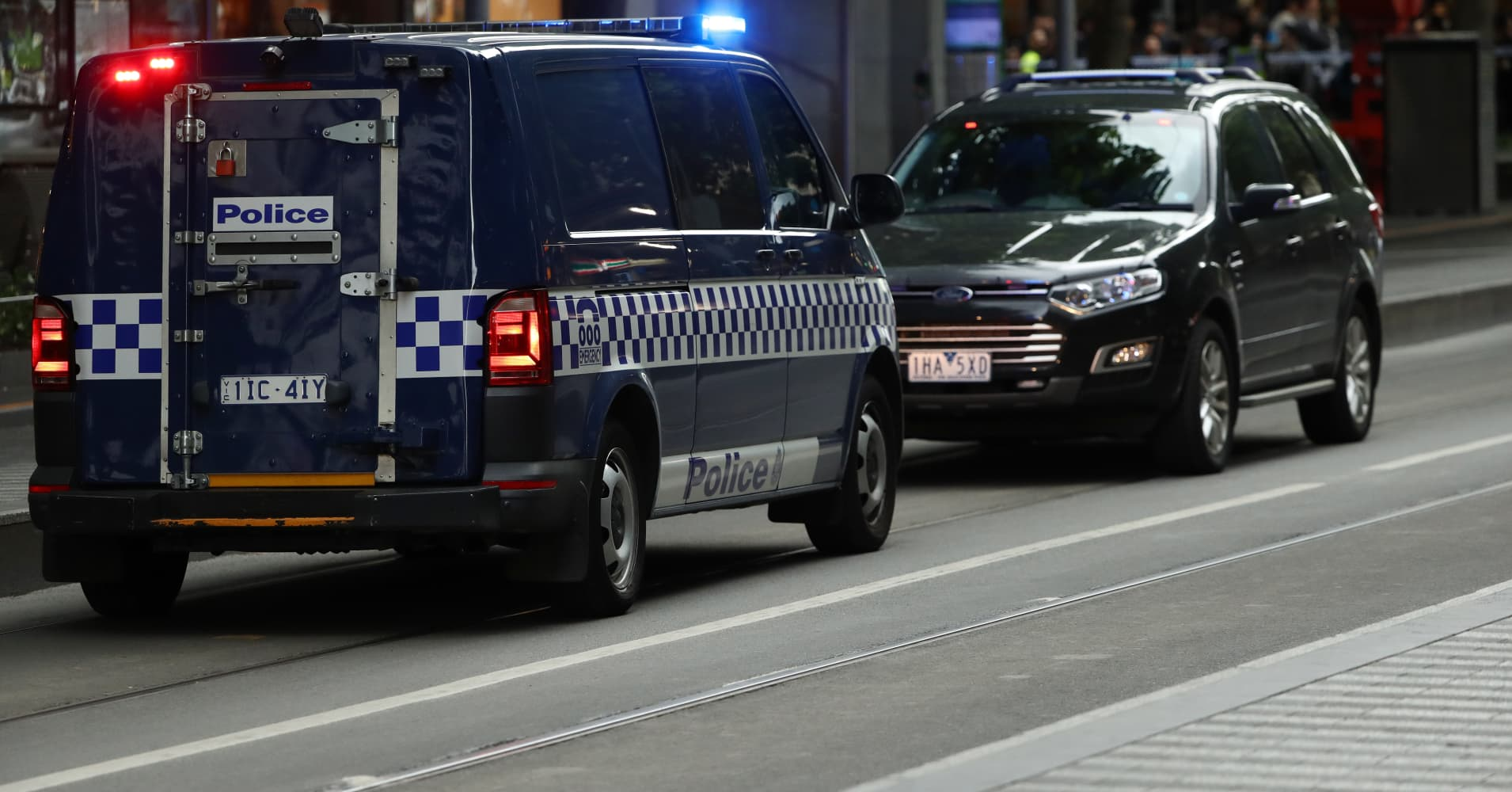 Several people stabbed in Australian city of Melbourne, police authorities say