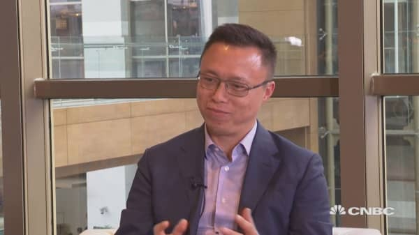 Ant Financial CEO: Soccer is a 'universal language'