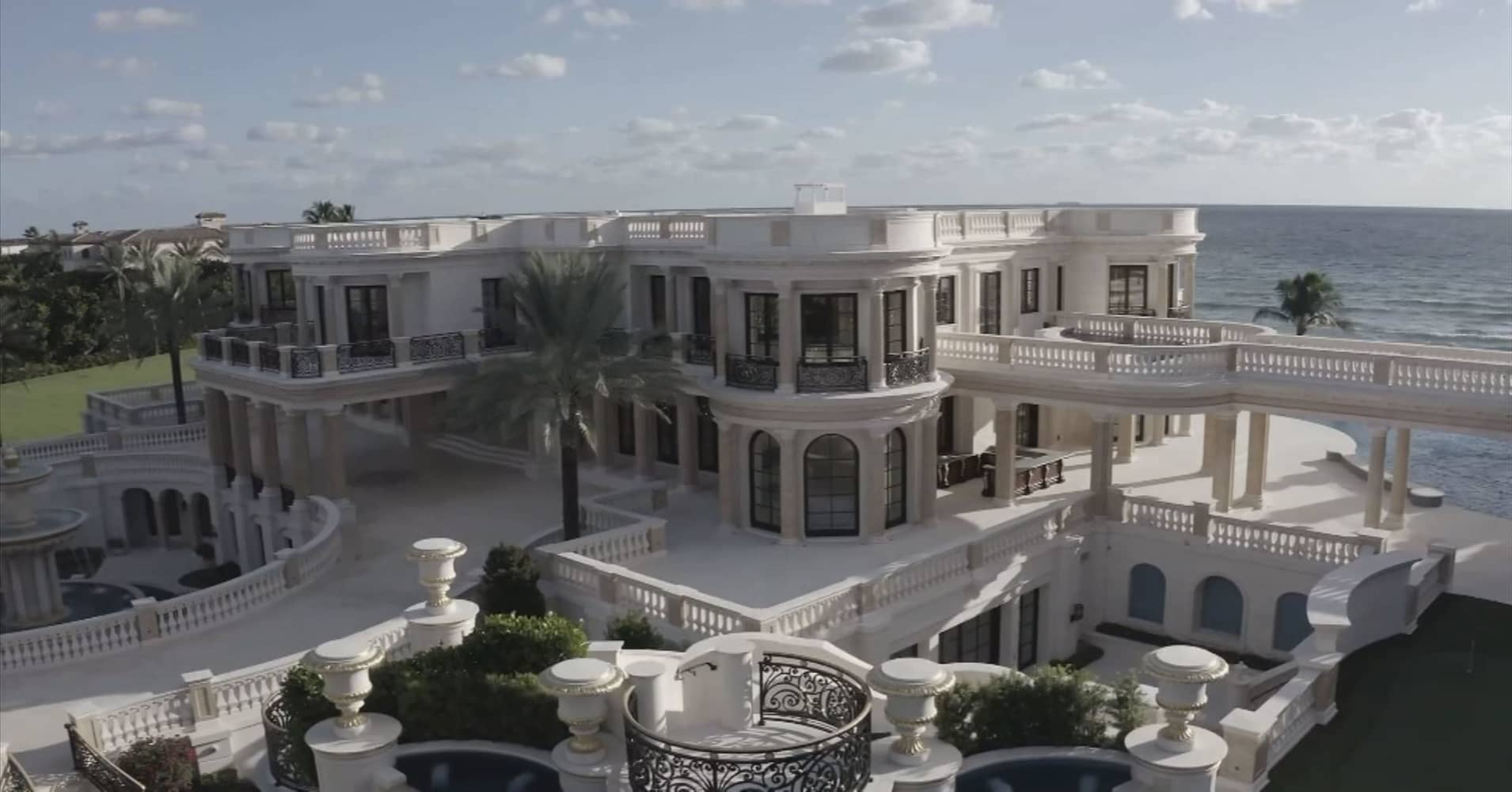 Stress In Luxury Real Estate With Mega Mansion Glut