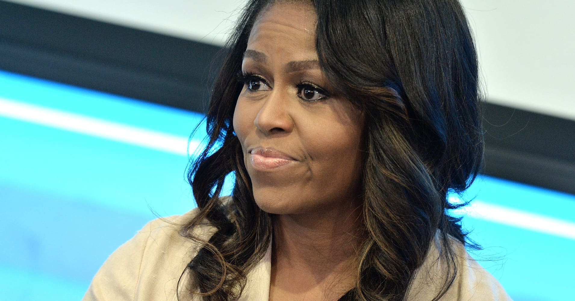 Michelle Obama: I'll 'never forgive' Trump for pushing the birther conspiracy theory