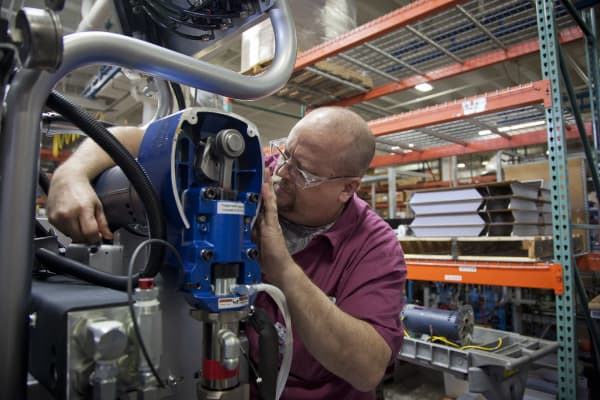 Inside Graco Inc. Ahead Of Manufacturing Production Figures