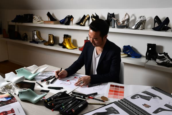 ITALY-FRANCE-LUXURY-INDUSTRY