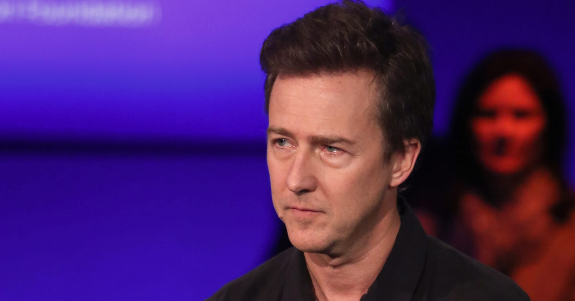 Actor Edward Norton is trying to change how the TV industry measures viewership