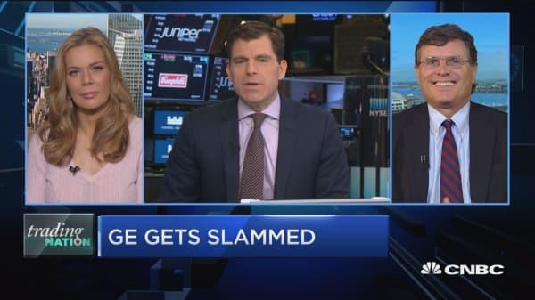 Trading Nation: GE gets slammed