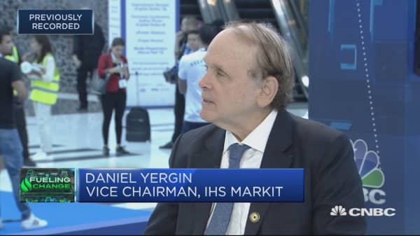 We're in a 'different oil world,' IHS' Dan Yergin says
