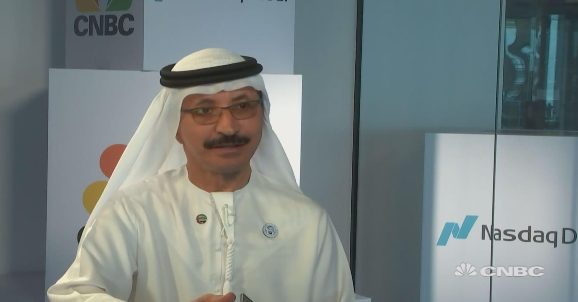 'Big interest' in Virgin Hyperloop One in Saudi Arabia, chairman says