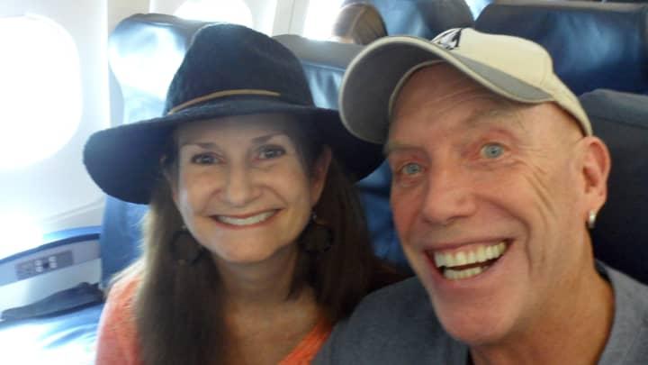 Cynthia and Edd Staton