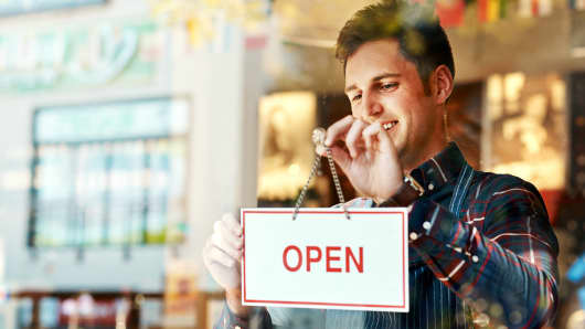 Opening a new business takes planning, time, money and passion.