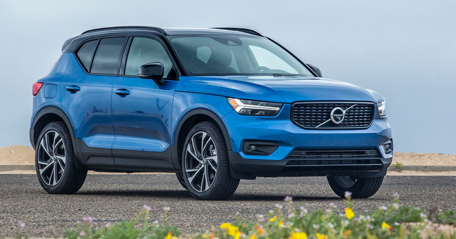 The Best 2019 Luxury Suvs Under 40 000: Kelley Blue Book Names Volvo XC40 SUV The Best New Model
