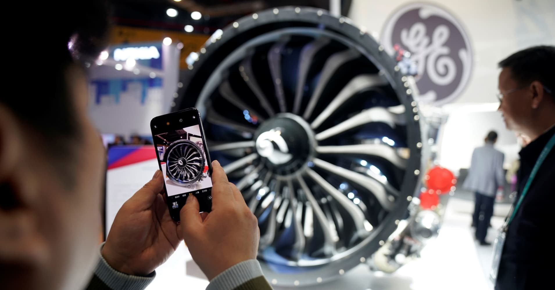 GE shares surge 12% after JP Morgan analyst who called their decline says the bottom is near