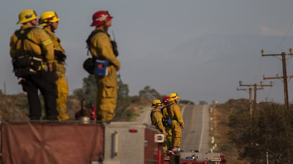 How the California wildfires can affect utilities companies