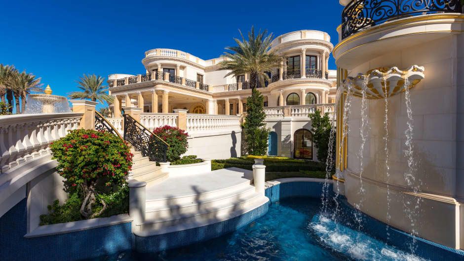 Photos Inside Florida Mega Mansion Inspired By Versailles