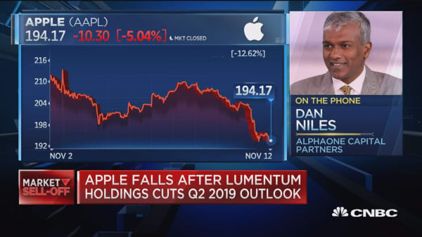 Why this expert thinks you should short Apple