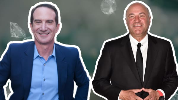 David Bach and Kevin O'Leary: Don't spend a fortune on an engagement ring