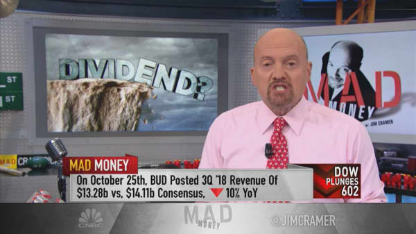 Cramer's guide to knowing when a stock's dividend is safe