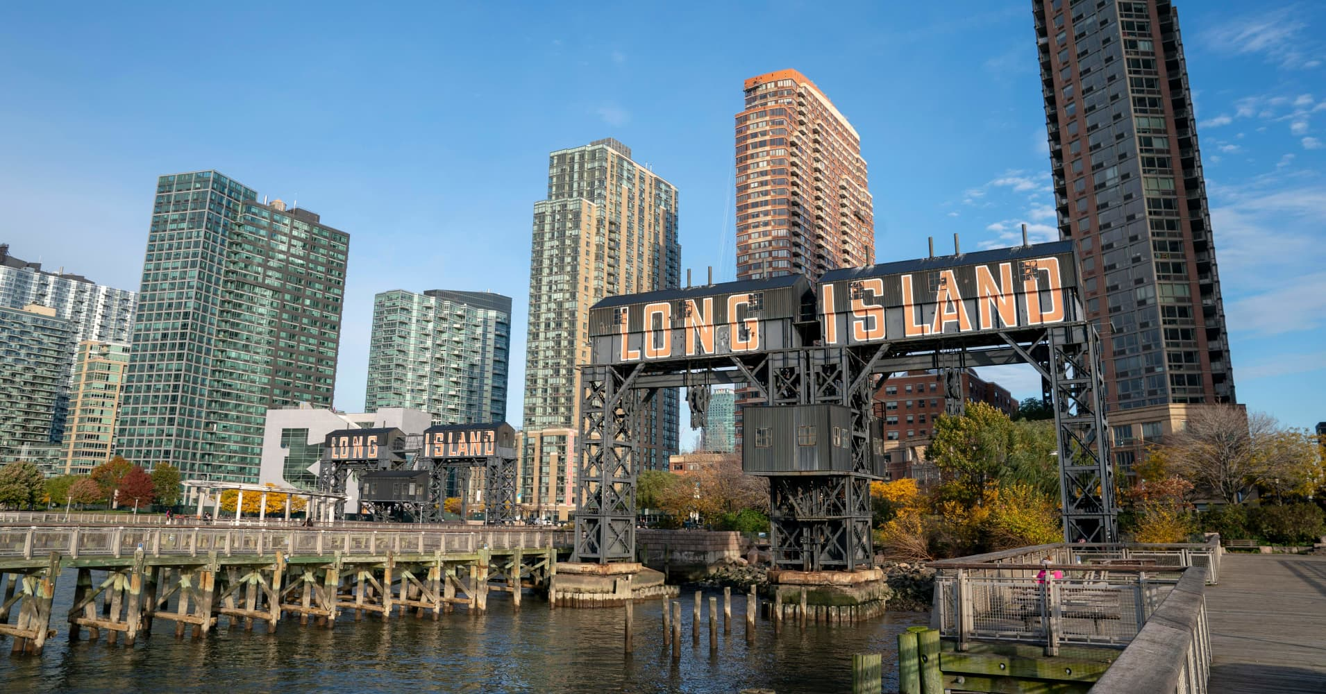 Long Island City — future home to Amazon HQ — is one of NYC's hottest new spots for young people