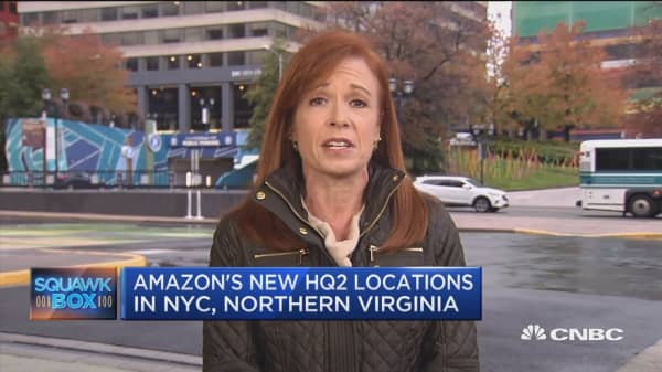 Amazon HQ2 likely to bring a home prices boom to Northern Virginia and NYC